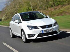 Ver foto 21 de Seat Ibiza FR Sport Coupe UK 2012
