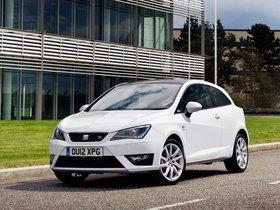 Ver foto 20 de Seat Ibiza FR Sport Coupe UK 2012