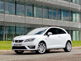Ver foto 19 de Seat Ibiza FR Sport Coupe UK 2012