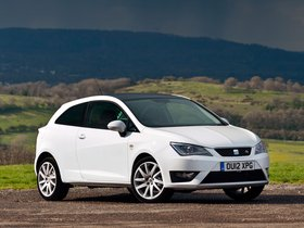 Ver foto 17 de Seat Ibiza FR Sport Coupe UK 2012