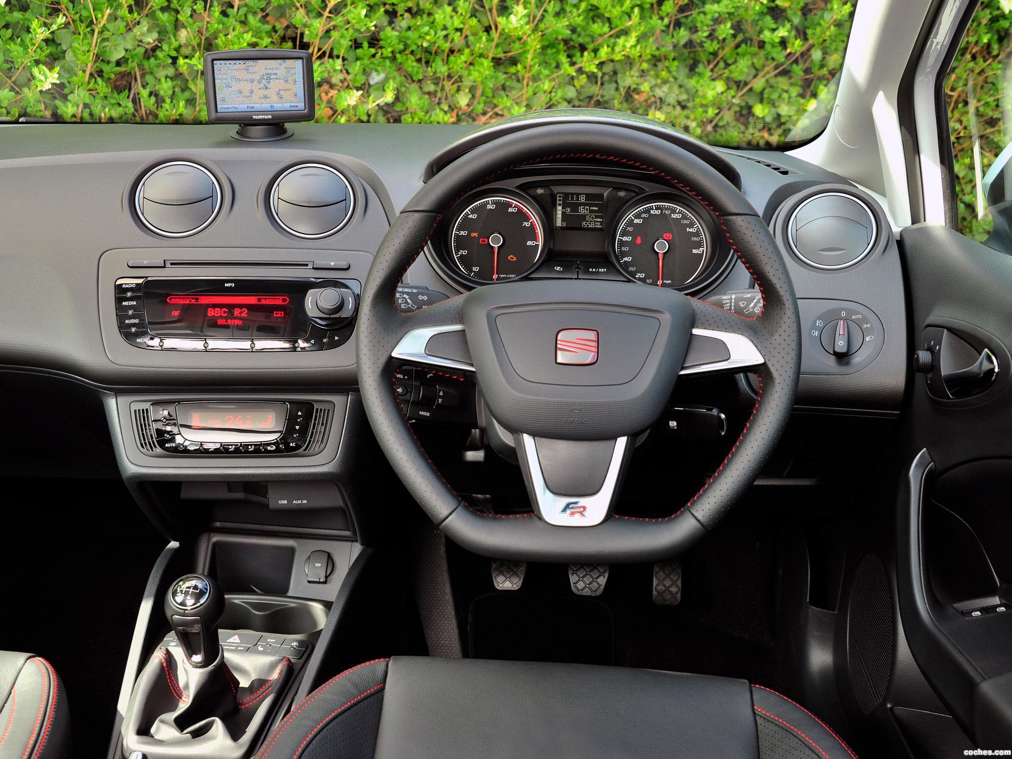 Foto 22 de Seat Ibiza FR Sport Coupe UK 2012