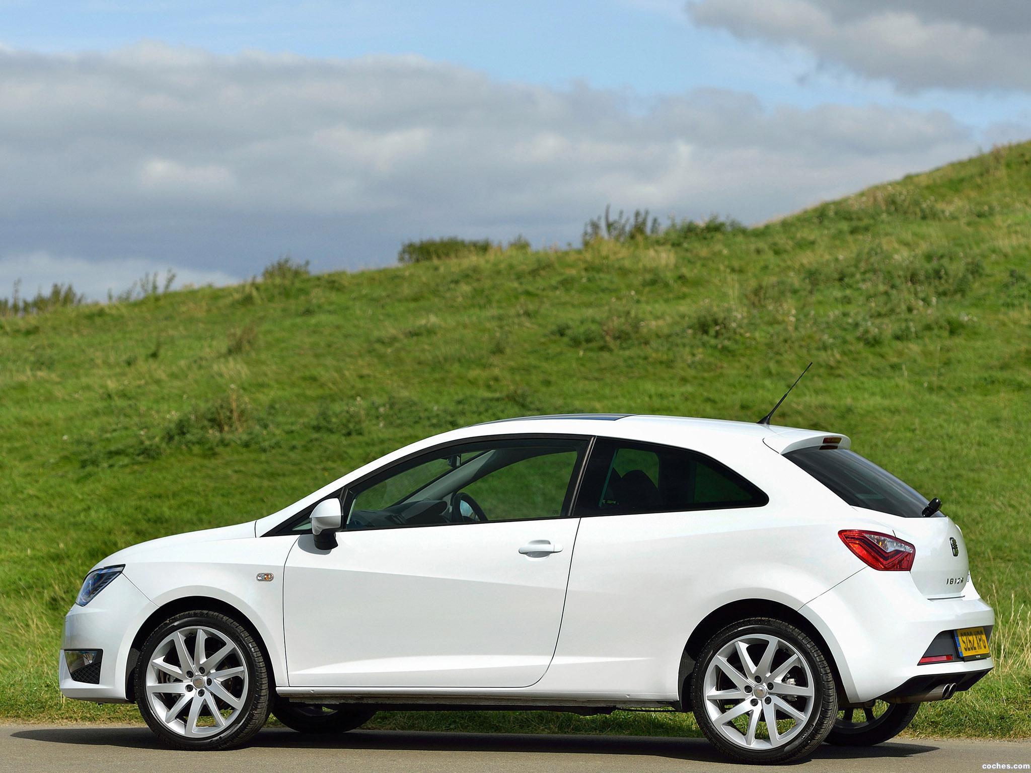 Foto 11 de Seat Ibiza FR Sport Coupe UK 2012