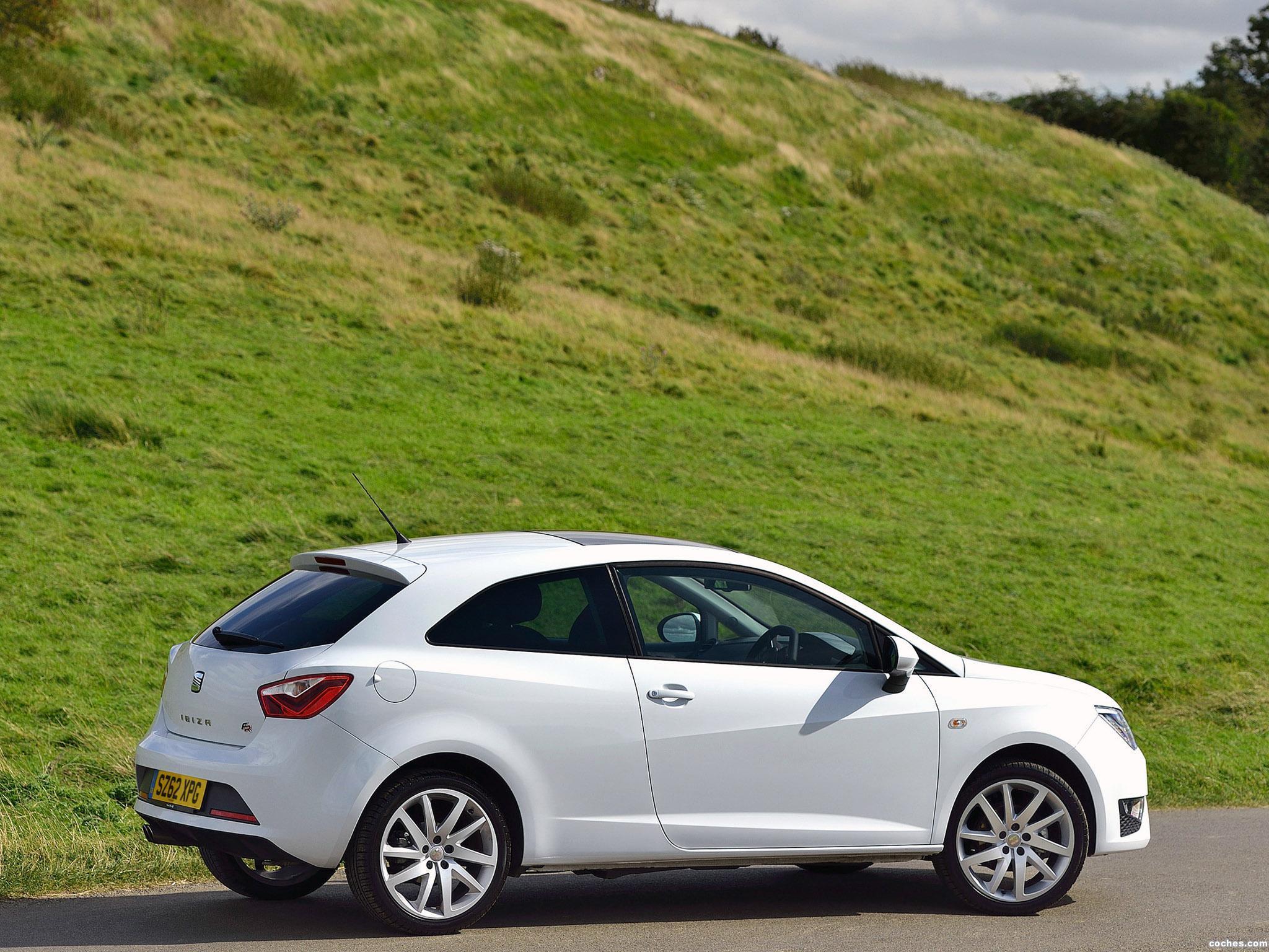 Foto 7 de Seat Ibiza FR Sport Coupe UK 2012