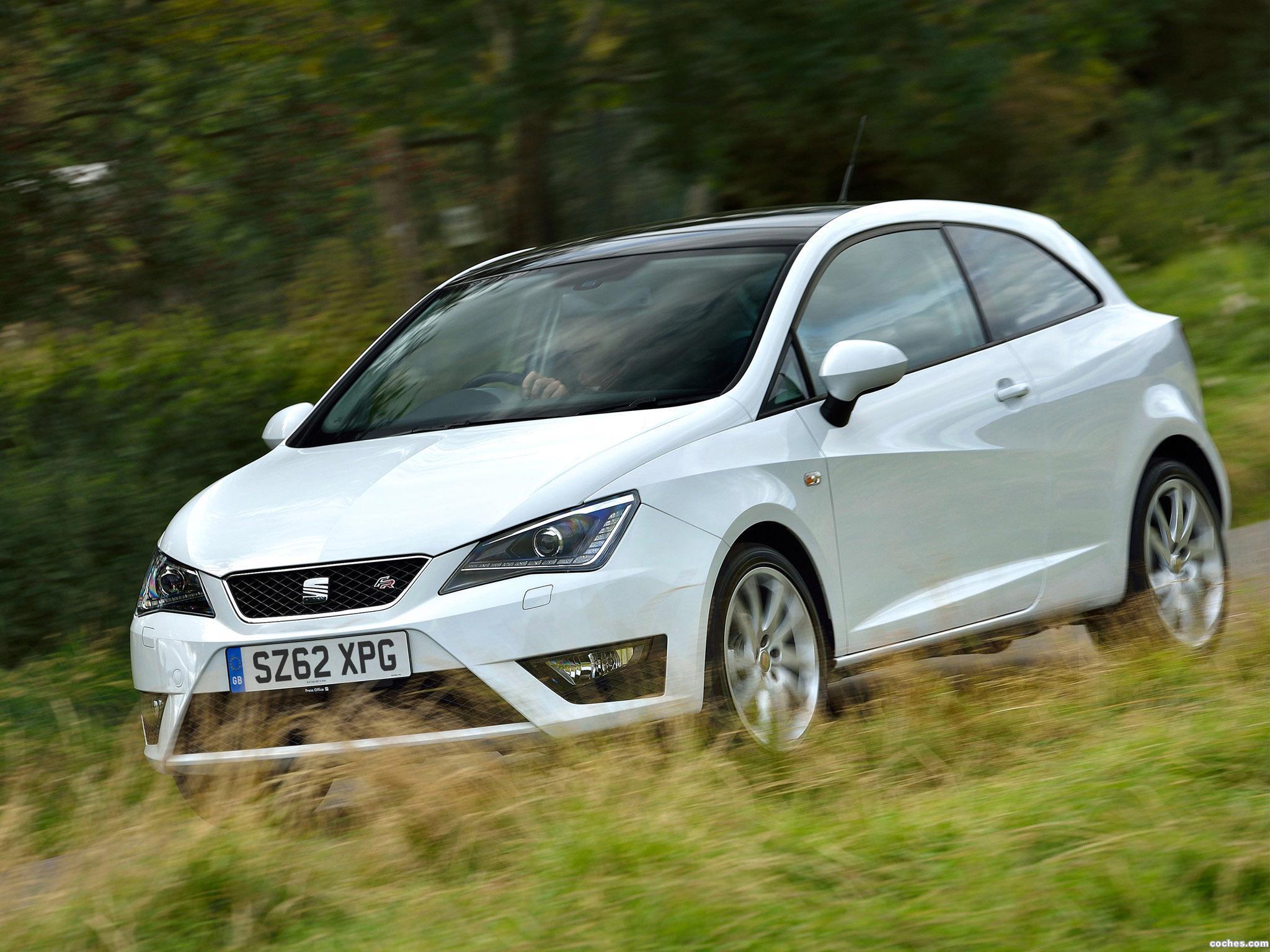 Foto 6 de Seat Ibiza FR Sport Coupe UK 2012