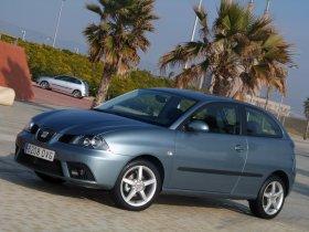 Ver foto 1 de Seat Ibiza Facelift 2006