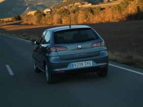 Ver foto 13 de Seat Ibiza Facelift 2006