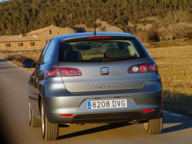 Ver foto 12 de Seat Ibiza Facelift 2006