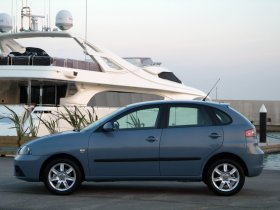 Ver foto 7 de Seat Ibiza Facelift 2006