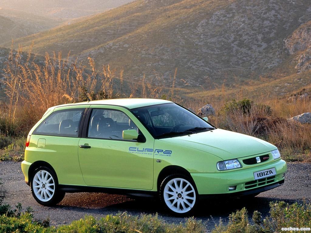Foto 0 de Seat Ibiza GTI 16V Cupra 1996