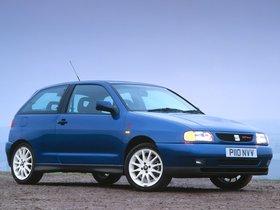 Ver foto 3 de Seat Ibiza GTI 16V Cupra UK 1996