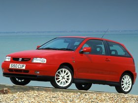 Ver foto 2 de Seat Ibiza GTI 16V Cupra UK 1996