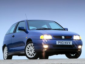 Fotos de Seat Ibiza GTI 16V Cupra UK 1996