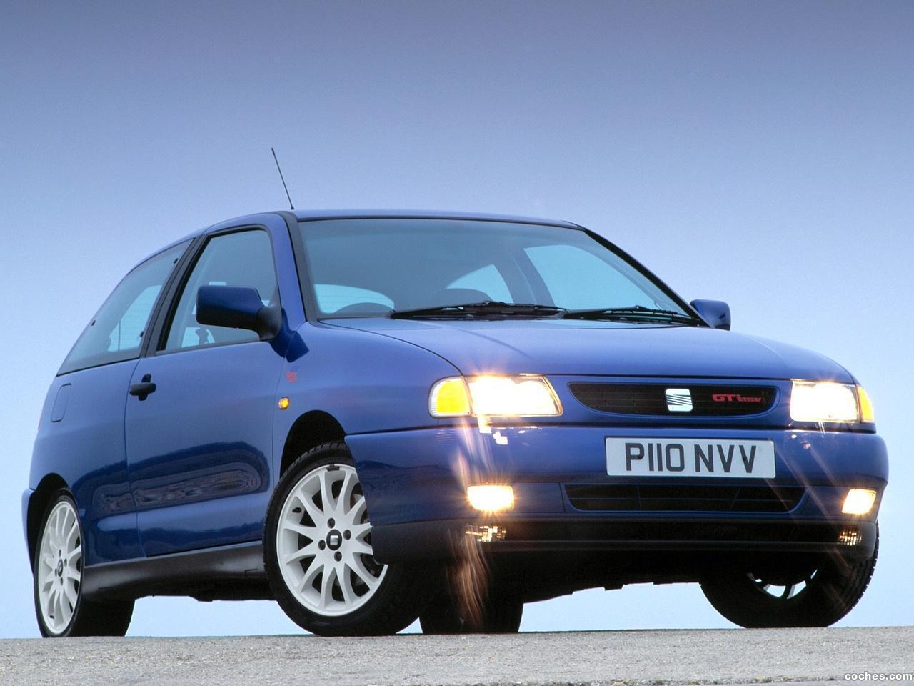 Foto 0 de Seat Ibiza GTI 16V Cupra UK 1996