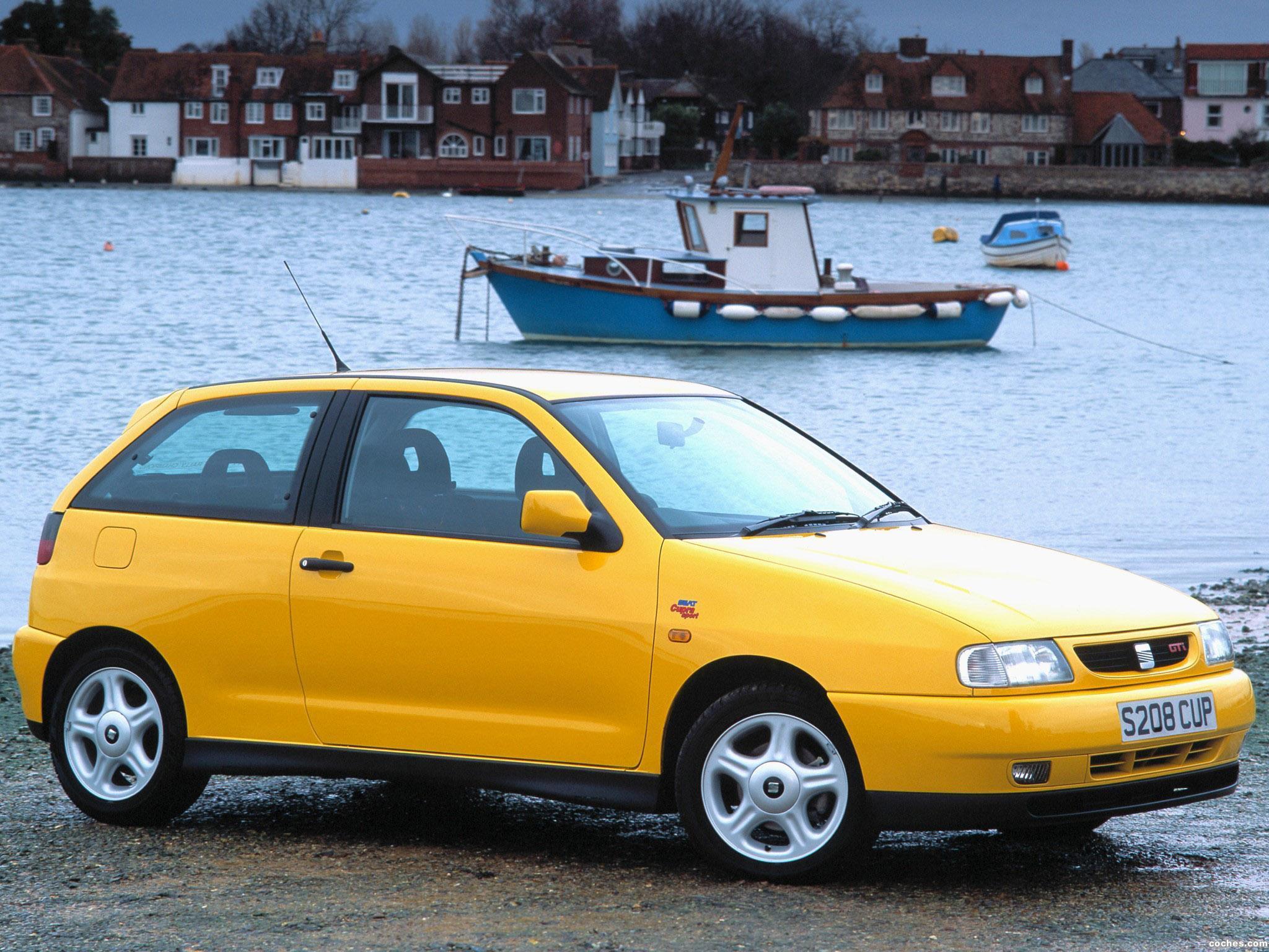 Foto 1 de Seat Ibiza GTI Cupra UK 1993