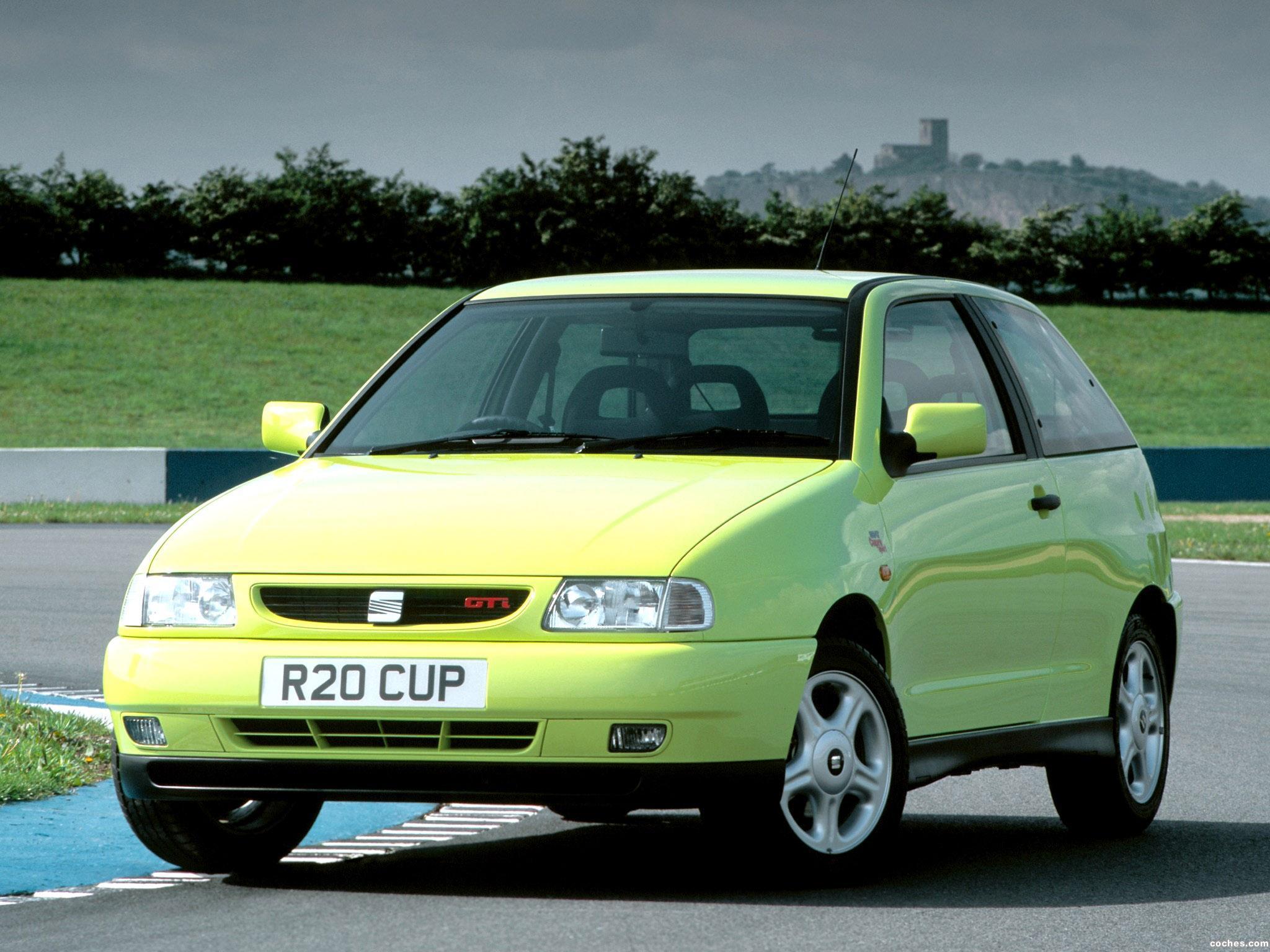 Foto 0 de Seat Ibiza GTI Cupra UK 1993