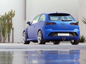 Ver foto 6 de Seat Ibiza Vaillante Concept 2006