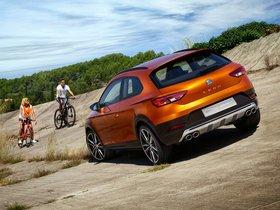 Ver foto 2 de Seat Leon Cross Sport Concept 2015