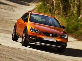Ver foto 12 de Seat Leon Cross Sport Concept 2015