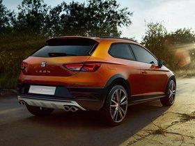 Ver foto 11 de Seat Leon Cross Sport Concept 2015