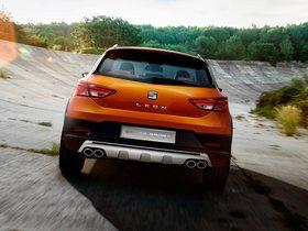 Ver foto 10 de Seat Leon Cross Sport Concept 2015