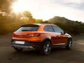 Ver foto 9 de Seat Leon Cross Sport Concept 2015