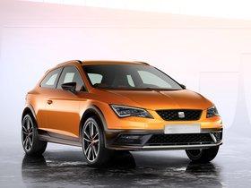 Ver foto 8 de Seat Leon Cross Sport Concept 2015