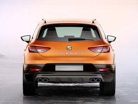 Ver foto 6 de Seat Leon Cross Sport Concept 2015