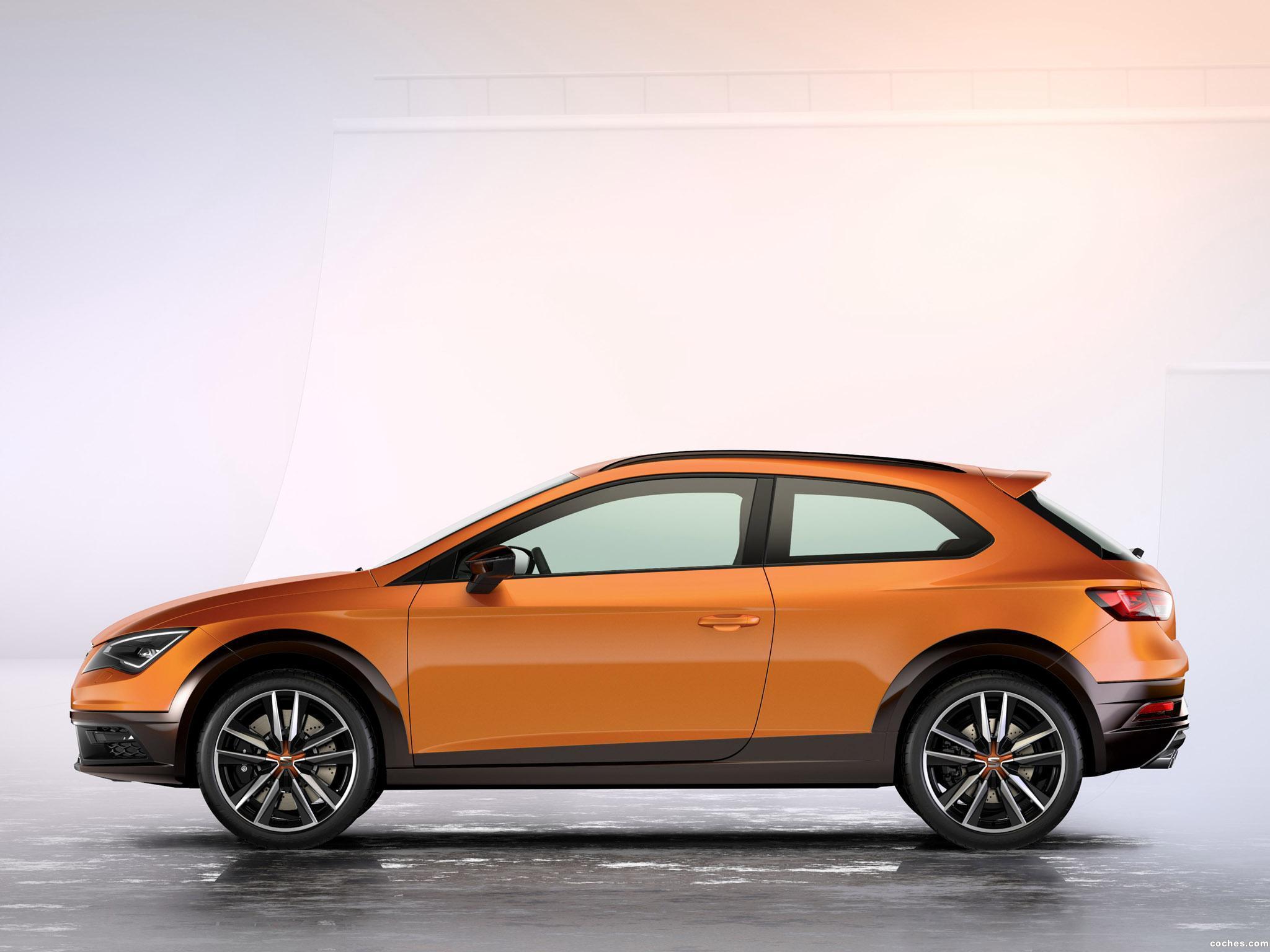 Resultado de imagen de seat León Cross Concept de 2015