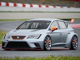 Fotos de Seat Leon Cup Racer 2013