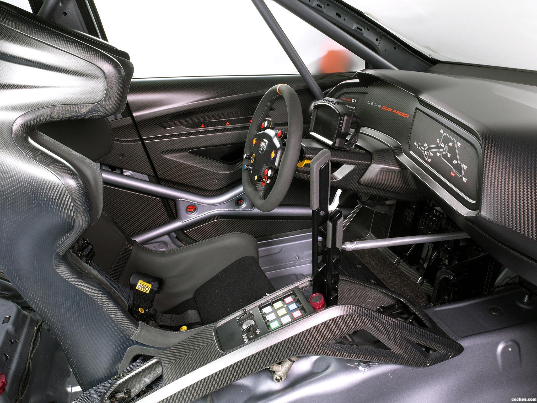 Foto 2 de Seat Leon Cup Racer 2013