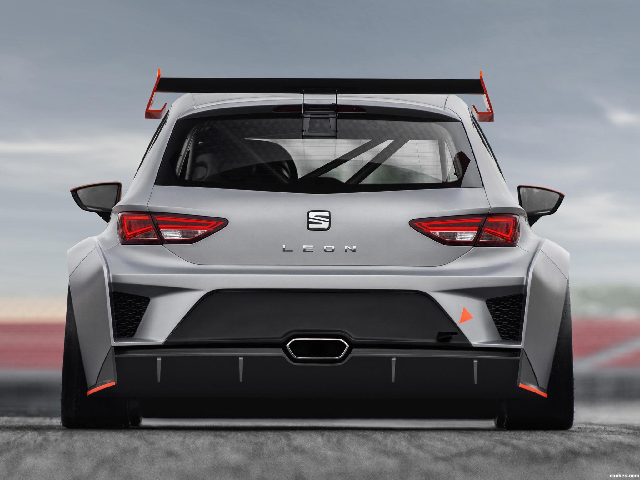 Foto 11 de Seat Leon Cup Racer 2014