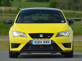 Fotos de Seat Leon Cupra 280 UK 2014