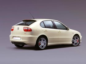 Ver foto 9 de Seat Leon Cupra R 2003