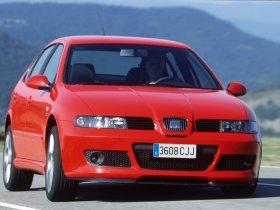 Ver foto 7 de Seat Leon Cupra R 2003