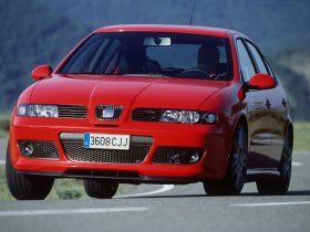 Ver foto 6 de Seat Leon Cupra R 2003