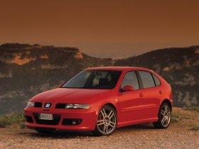 Ver foto 4 de Seat Leon Cupra R 2003