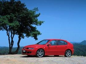 Ver foto 3 de Seat Leon Cupra R 2003