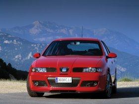 Ver foto 2 de Seat Leon Cupra R 2003