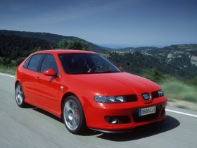 Ver foto 8 de Seat Leon Cupra R 2003