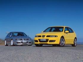 Ver foto 14 de Seat Leon Cupra R 2003