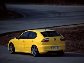 Ver foto 10 de Seat Leon Cupra R 2003