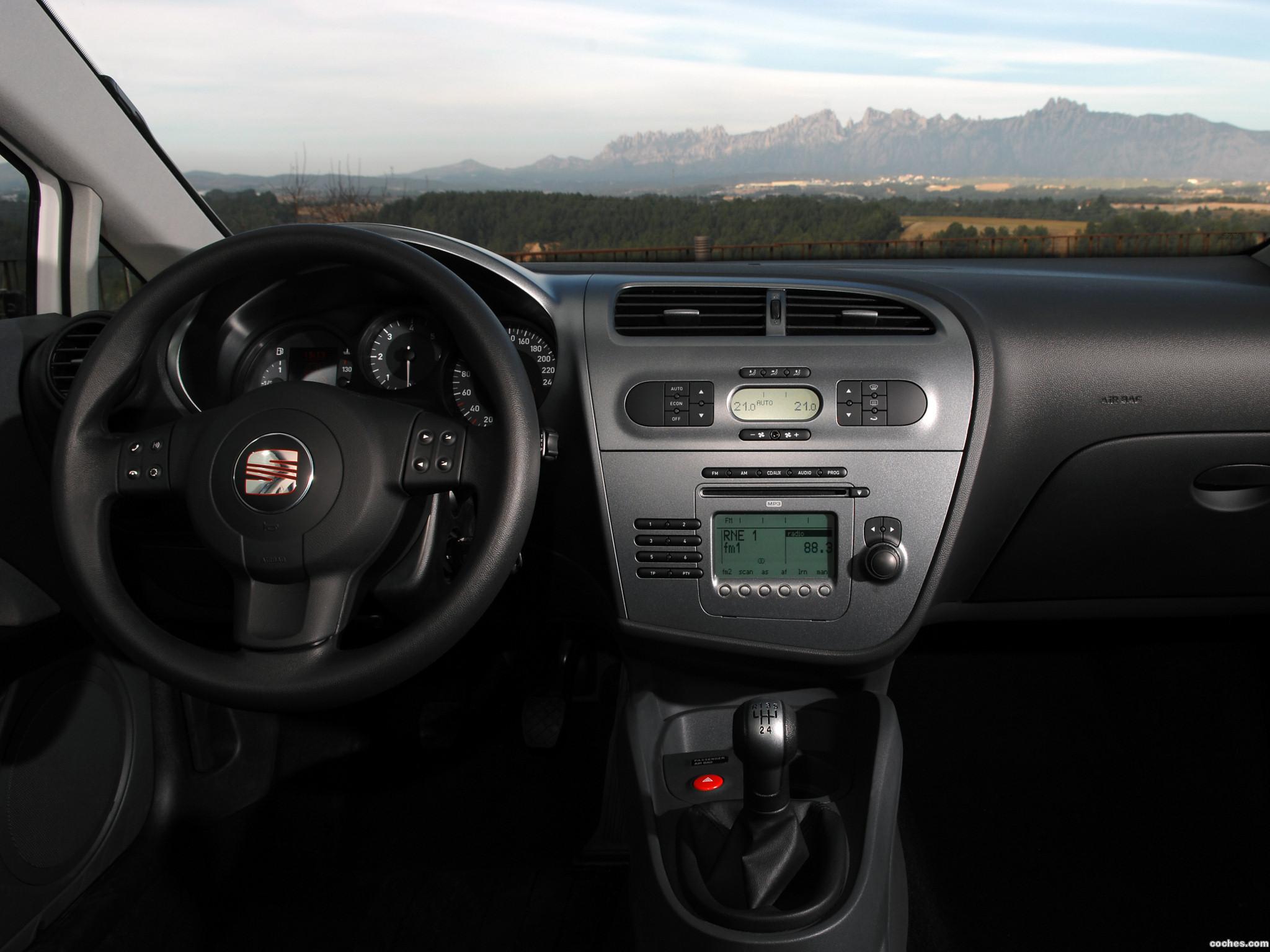 Foto 16 de Seat Leon Ecomotive 2008