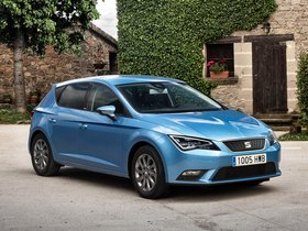 Fotos de Seat Leon Ecomotive 2014
