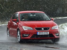 Fotos de Seat Leon FR UK 2013