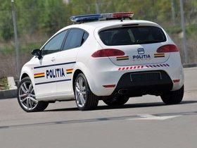 Ver foto 2 de Seat Leon Police Car 2009