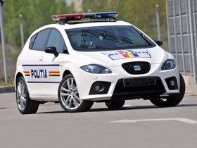Ver foto 1 de Seat Leon Police Car 2009