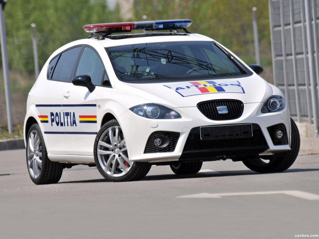 Foto 0 de Seat Leon Police Car 2009
