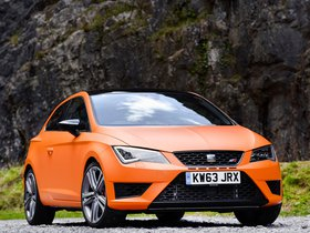 Fotos de Seat Leon SC Cupra UK 2014