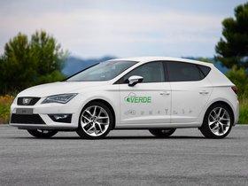 Ver foto 3 de Seat Leon Verde Hybrid Electric Prototype 2013