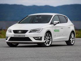 Fotos de Seat Leon Verde Hybrid Electric Prototype 2013